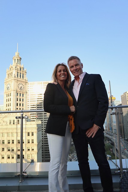 Trump Chicago Rooftop Bar