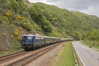 Centralbahn 110 278, Serrig (D) | by VinceCargo