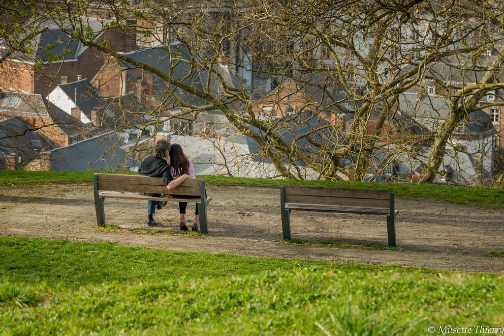 Les Amoureux Des Bancs Publics Georges Brassens Wwwyout Flickr