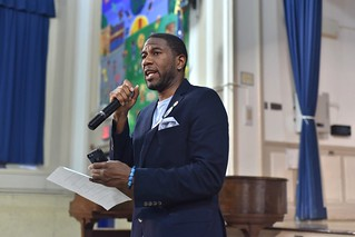 Council Member Jumaane Williams Unveils Winner of District 45 Participatory Budgeting Cycle - John McCarten | by New York City Council