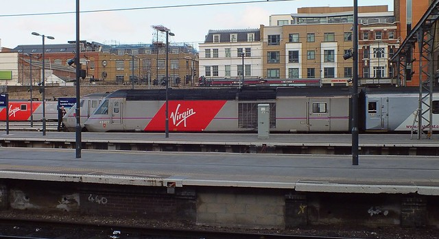 Was this the day it started to go wrong? Kings Cross 01 03 2015