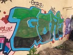 201705 - Balkans - Graffiti - 21 of 46 - Sofia - Oborishte - Sofia, May 21, 2017