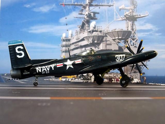 1:72 Grumman G-79B/F9F-1