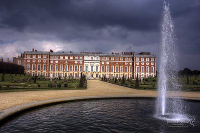 Hampton Court 25 March 2015
