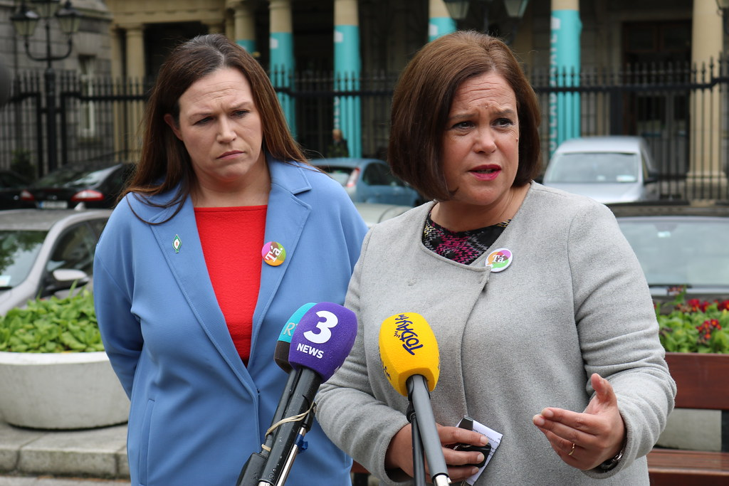Image result for mary lou mcdonald