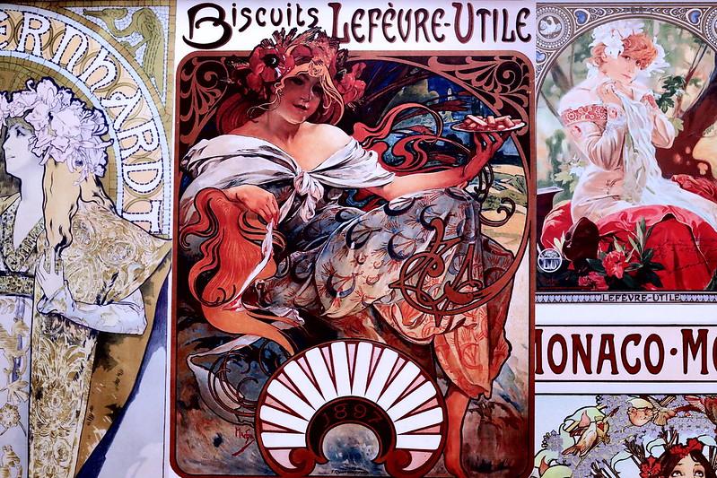 IMG_9859 Alfons Mucha 1860-1939 Paris Prague  Prague  Galerie d'Art.