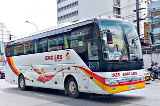EMC LBS 923 | by AOR Bus Photography