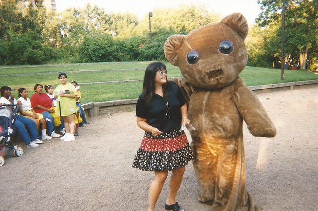 Mei and the Dancing Bear, 1998