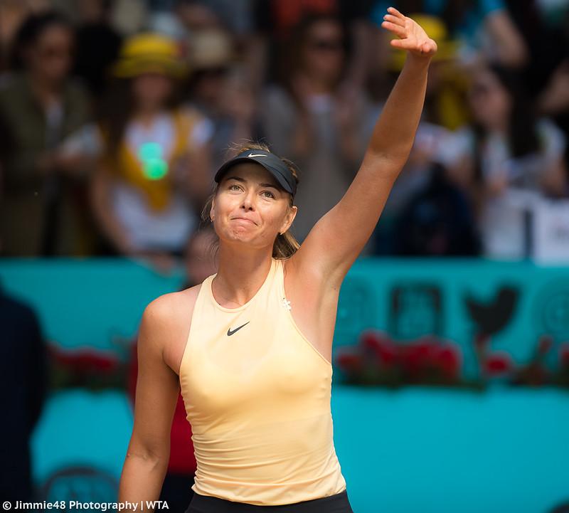 Madrid Open PHOTOS: Halep, Wozniacki, Azarenka, Sharapova ...