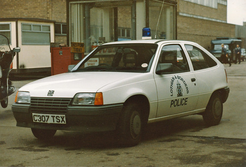 Vauxhall Astra C307 TSX, L&B, Fettes circa 1985 | by landshark2084