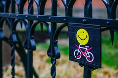 No Parking But Happy (136/365)