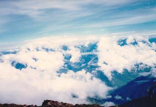 Clouds Gosaikunda
