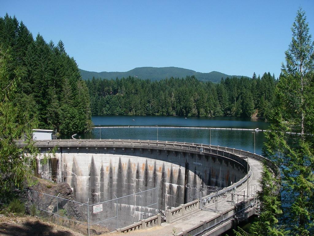 Cushman 2 Dam, Kokanee Reservoir