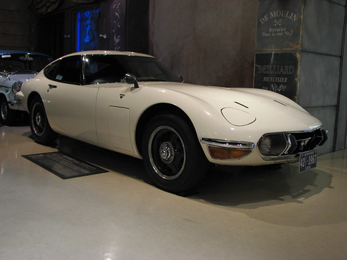 1967 Toyota 2000GT MF12 at History Garage | by Ian Muttoo