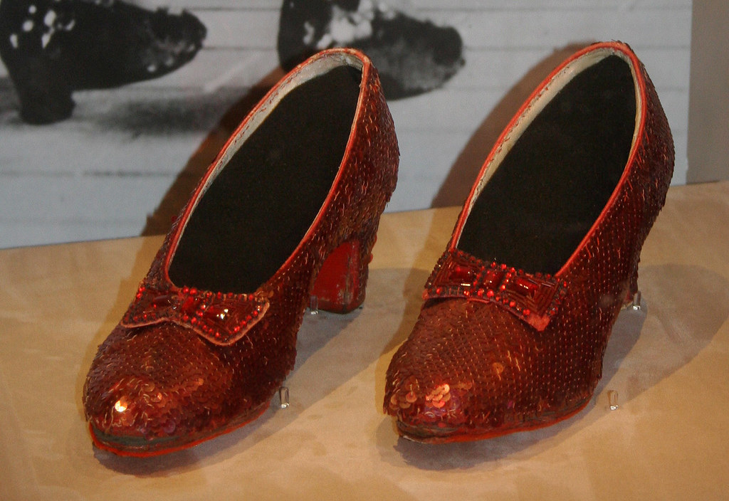 39946cb55f79 ... Dorothy s Ruby Slippers