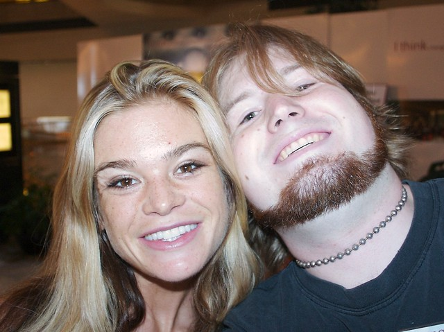 Ellen Muth and Me