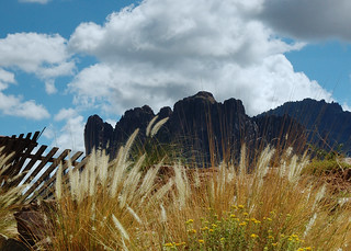 Superstition Mountains   by (nz)dave