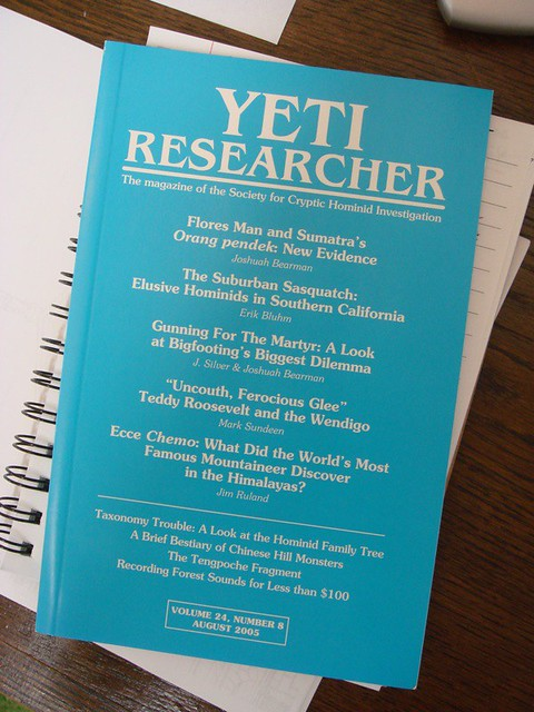Yeti Researcher