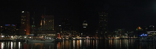 Baltimore Harbour Panoram | by siteunseenphotography