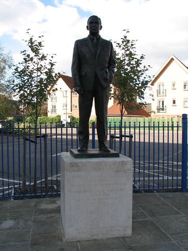 Sir Alf Ramsey | by Draconiansleet