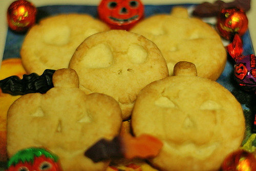 Shortbread of Halloween | by HAMACHI!