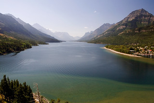 Upper Waterton Lake | by Robby Edwards