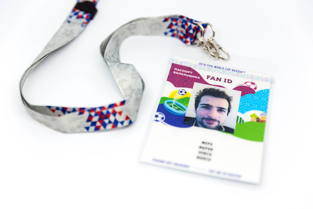FAN ID for Fifa World Cup Russia 2018