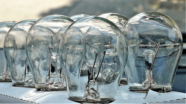...preparadas para brillar con luz propia...           Glass / Cristal. Macro Friday
