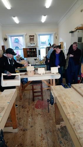 Woodwork class 2018 202