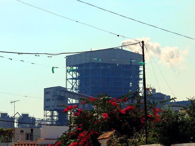DSCN1926 Estrucctura de la refinería