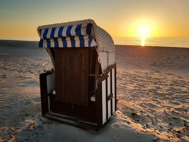 Baltic Sea - Beach Chair