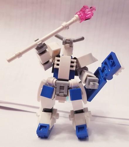 Chubdam Roland with new plasma edge javelin | by The Hydromancer