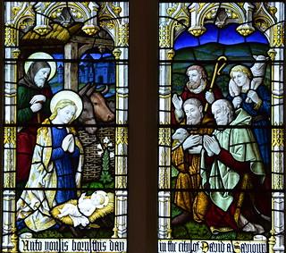 Adoration of the Shepherds (Burlison & Grylls, 1927)