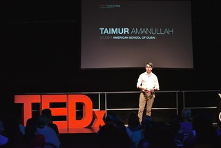 Taimur Amanullah - Embrace Your Past   by TEDxYouth@ASD