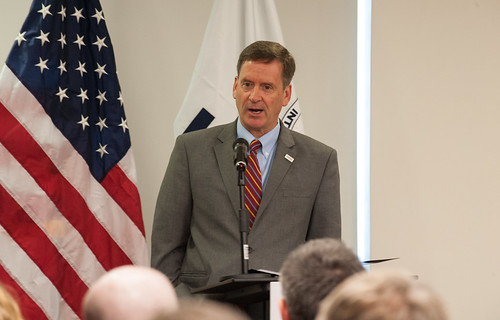 USAID Administrator Mark Green Visits USAID's Regional Development Mission for Asia | by USAID Asia