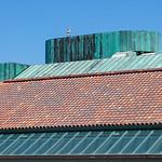 Multicolored Building Top