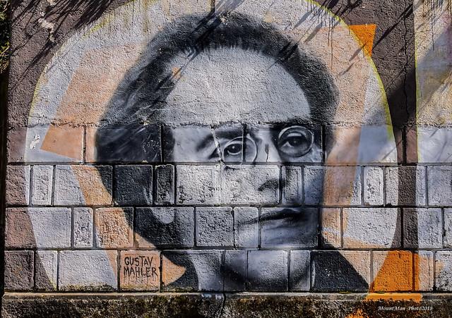 Opatijski portreti poznatih - Gustav Mahler