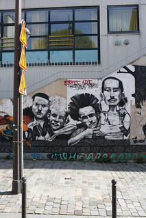 Street art Belleville | by Jürgo