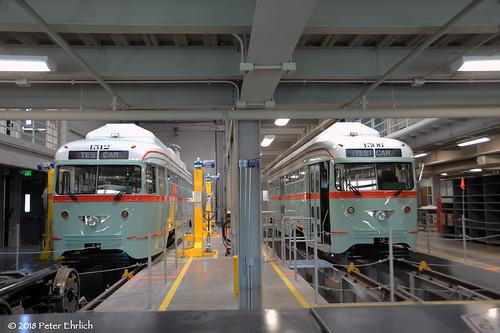 electricrailtransport railsystemselpaso elpaso sunmetro pccs streetcars trolleys trams