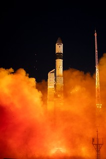 Sentinel-3B liftoff | by ESA_events