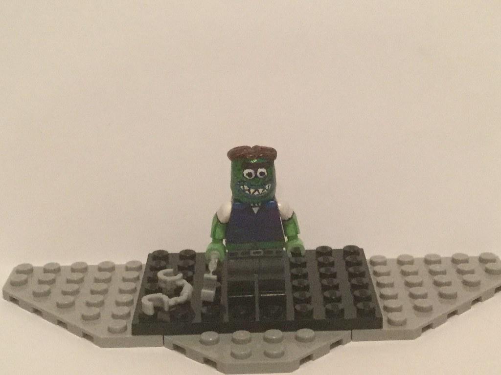 Lego Custom Tattletale Strangler Spongebob Squarepants Flickr
