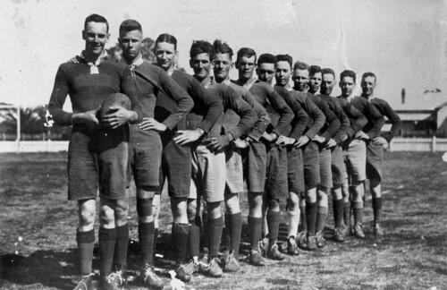 queensland statelibraryofqueensland slq rugbyunion rugby rugbyteams rugbyplayers footballers