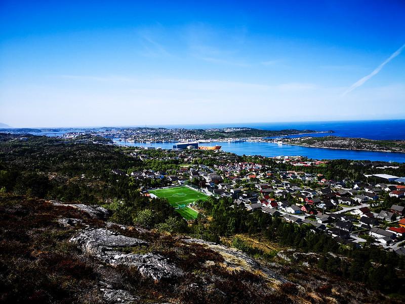 39-Utsikt over Kristiansund fra Kvernberget