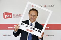 Wed, 05/16/2018 - 01:39 - 16 May 2018, PES Group meeting Belgium - Brussels - May 2018   © European Union / Patrick Mascart