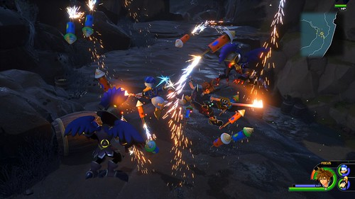 Kingdom Hearts III | by PlayStation.Blog