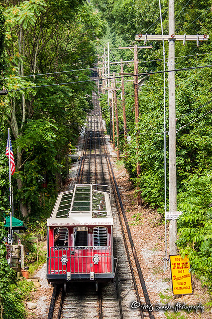 Lookout Mountain Incline Railway | Chattanooga, Tennessee