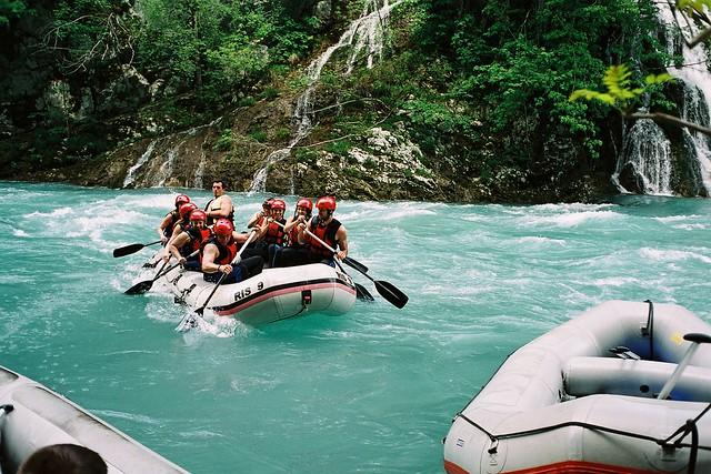 Rafting, Bosnia and Herzegovina