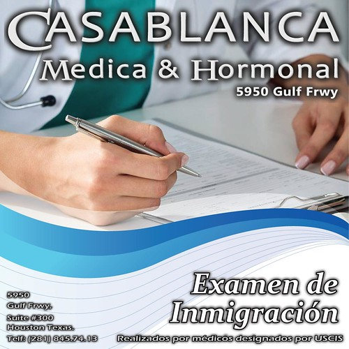 Casablanca Medica & Hormonal