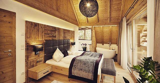 Ein traumhaftes Chatel mit einem en Suite Bad 😍 Unsere ho… | Flickr