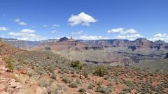 Grand Canyon - South Kaibab Trail, nearing Skeleton Point (3)